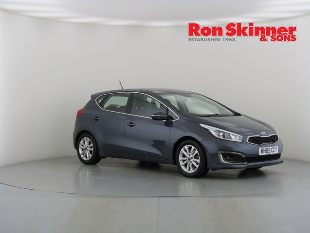 View our 2016 65 KIA CEED 1.6 CRDI 2 ISG 5d 134 BHP