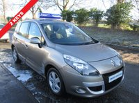 USED 2009 59 RENAULT SCENIC 1.6 DYNAMIQUE VVT 5d 109 BHP
