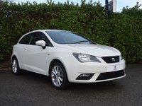 2013 SEAT IBIZA 1.4 TOCA 3d 85 BHP £5190.00