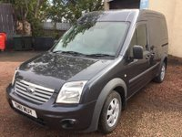 USED 2011 11 FORD TRANSIT CONNECT 1.8 T230 LIMITED HR CDPF JANUARY REDUCTIONS