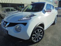 USED 2017 66 NISSAN JUKE 1.5 TEKNA DCI 5d 110 BHP Excellent Condition, Only One Owner, FSH, No Deposit, No Fee Finance Available