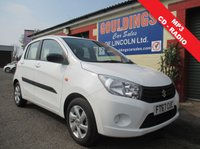 USED 2018 67 SUZUKI CELERIO 1.0 CITY 5d 67 BHP VERY LOW MILEAGE - ONLY 1,544 MILES FROM NEW