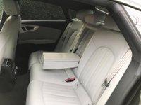 USED 2015 65 AUDI A7 3.0 TDI ultra S line Sportback S Tronic (s/s) 5dr 1OWNER+RARE+SATNAV+20'ALLOYS+