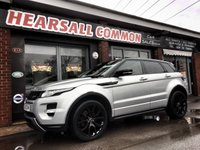 USED 2013 13 LAND ROVER RANGE ROVER EVOQUE 2.2 SD4 DYNAMIC 5d 190 BHP