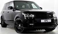 """USED 2014 64 LAND ROVER RANGE ROVER 3.0 TD V6 Vogue 4X4 (s/s) 5dr  Pan Roof, Surround Cams, 22""""s"""