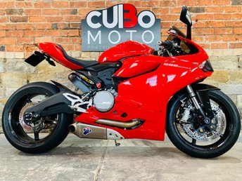 2015 DUCATI 899 PANIGALE ABS £10990.00