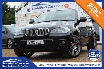 2012 BMW X5}