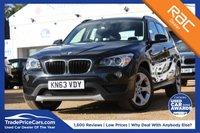 USED 2013 63 BMW X1 2.0 XDRIVE20D SE 5d 181 BHP
