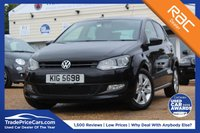 USED 2012 14 VOLKSWAGEN POLO 1.2 MATCH TDI 5d 74 BHP