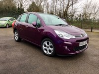 2015 CITROEN C3 1.6 BLUEHDI EXCLUSIVE 5d  ONE PRIVATE OWNER FROM NEW AND LOW MILEAGE  £6750.00