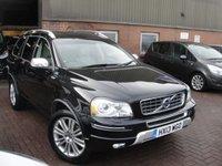 2013 VOLVO XC90 2.4 D5 EXECUTIVE AWD 5d AUTO 200 BHP £17480.00