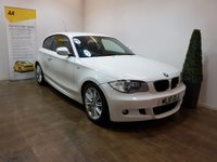 USED 2010 10 BMW 1 SERIES 2.0 116D M SPORT 3d 114 BHP