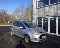 USED 2013 62 FORD B-MAX 1.6 ZETEC AUTOMATIC THIS VEHICLE IS AT SITE 1 - TO VIEW CALL US ON 01903 892224