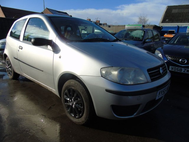 USED 2006 55 FIAT PUNTO 1.2 8V ACTIVE YEAR MOT LOW MILES