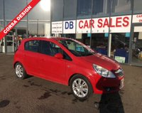 USED 2007 57 VAUXHALL CORSA 1.2 DESIGN 16V 5d 80 BHP NO DEPOSIT AVAILABLE, DRIVE AWAY TODAY!!