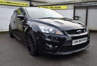 USED 2009 09 FORD FOCUS 2.5 ST-3 3d 223 BHP * HPI CLEAR - WARRANTY INCLUDED *