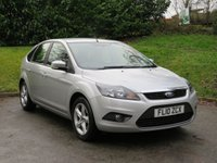USED 2010 10 FORD FOCUS 1.6 ZETEC 5d 100 BHP FULL SERVICE HISTORY