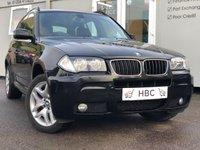 USED 2006 56 BMW X3 2.0 D M SPORT 5d 148 BHP PREMIUM WARRANTY
