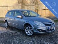 2007 VAUXHALL ASTRA 1.8 DESIGN 16V E4 5d AUTO 140 BHP £3700.00