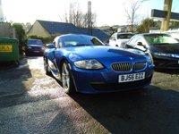 USED 2006 56 BMW Z4 3.0 Z4 SI SPORT COUPE 2d AUTO 262 BHP