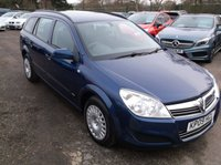 USED 2009 09 VAUXHALL ASTRA 1.7 LIFE CDTI 5d 100 BHP ****Great Value car with excellent service history****