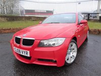USED 2008 BMW 3 SERIES 2.0 318I M SPORT 4d 148 BHP 3 Months National Warranty - MOT February 2020 M Sport Shows Excellent Specification