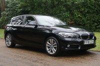 2018 BMW 1 SERIES 1.5 118I SPORT 5d 134 BHP £16000.00