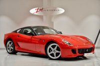 USED 2007 56 FERRARI 599 6.0 GTB FIORANO F1 2d AUTO 612 BHP INCREDIBLE VALUE STUNNING EXAMPLE READ FULL DESCRIPTION