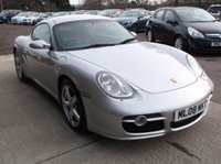 USED 2008 08 PORSCHE CAYMAN 3.4 24V S 2d 295 BHP ***Stunning example - High specification Cayman 'S' - Drives and handles superbly***