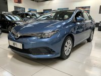 USED 2015 65 TOYOTA AURIS 1.4 D-4D ACTIVE TOURING SPORTS 5d 89 BHP ESTATE