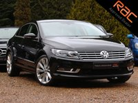 USED 2013 13 VOLKSWAGEN CC 2.0 GT TDI BLUEMOTION TECHNOLOGY DSG 4d AUTO 175 BHP