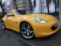 USED 2010 10 NISSAN 370Z 3.7 V6 GT 3d AUTO 326 BHP *** FINANCE & PART EXCHANGE WELCOME *** AUTOMATIC & PADDLE SHIFT SAT/NAV BLUETOOTH PHONE HALF LEATHER HEATED ELECTRIC SEATS BOSE SOUND SYSTEM AIR/CON CRUISE CONTROL