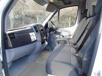 USED 2014 64 MERCEDES-BENZ SPRINTER 2.1 313CDI MWB 129 BHP AUTOMATIC FRIDGE/CHILLER VAN 1 OWNER+ AUTO+3 SEATER+