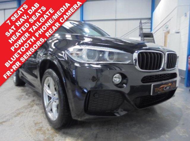 2015 15 BMW X5 2.0 SDRIVE25D M SPORT 5d AUTO 215 BHP