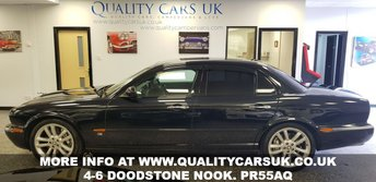 View our JAGUAR XJR