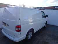 USED 2013 63 VOLKSWAGEN TRANSPORTER 2.0 T28 TDI HIGHLINE 1d 101 BHP VW TRANSPORTER T28 HIGHLINE AIR CON