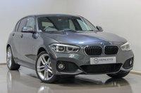 2016 BMW 1 SERIES 2.0 120D XDRIVE M SPORT 5d AUTO 188 BHP £16490.00