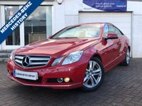 USED 2011 60 MERCEDES-BENZ E-CLASS 2.1 E220 CDI BLUEEFFICIENCY SE 2d AUTO 170 BHP SUPPLIED WITH 12 MONTHS MOT, LOVELY CAR TO DRIVE 57,000 MILES - AUTOMATIC -MERCEDES SERVICE HISTORY - FINANCE ARRANGED - EXCELLENT VALUE FOR MONEY -