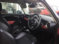 USED 2013 63 MINI HATCH COOPER 1.6 COOPER D 3d 112 BHP