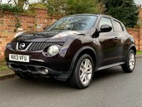 USED 2013 13 NISSAN JUKE 1.5 ACENTA PREMIUM DCI 5d 109 BHP 2 OWNERS FULL SERVICE HISTORY, 1YR MOT, EXCELLENT CONDITION, NAV, REVERSING CAMERA, ALLOYS WHEELS, CLIMATE, CRUISE, BLUETOOTH, DAB RADIO, E/WINDOWS, R/LOCKING, FREE  WARRANTY, FINANCE AVAILABLE, HPI CLEAR, PART EXCHANGE WELCOME,