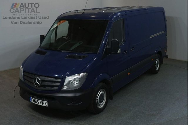 2015 65 MERCEDES-BENZ SPRINTER 2.1 313 CDI MWB 129 BHP L/ROOF AIR CON MANUAL VAN AIR CONDITIONING SPARE KEY