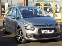 USED 2017 17 CITROEN C4 GRAND PICASSO 1.6 BlueHDi Feel 5dr ** Sat Nav + 7 Seater **