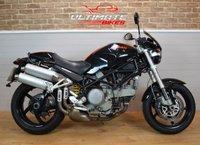 2005 DUCATI MONSTER S2R 800CC NAKED  £3295.00