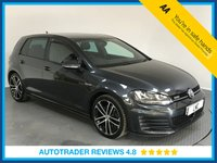 USED 2016 VOLKSWAGEN GOLF 2.0 GTD 5d 181 BHP SERVICE HISTORY - ONE OWNER - SAT NAV - PARKING SENSORS - BLUETOOTH - AIR CON - CRUISE CONTROL