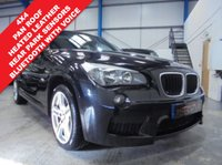 "USED 2012 12 BMW X1 2.0 XDRIVE20D M SPORT 5d AUTO 174 BHP 4x4, Full Service History, Heated Leather Seats, Panoramic Roof, Bluetooth Hands Free with Voice Control, Rear Park Sensors, Dual Zone Air Conditioning, Electric Windows and Mirrors, Height Adjust Front Seats, Sun Protection Glazing, 18"" M Sport Alloys"