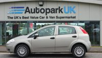 USED 2009 09 FIAT GRANDE PUNTO 1.4 ACTIVE 8V 5d 77 BHP LOW DEPOSIT OR NO DEPOSIT FINANCE AVAILABLE