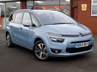 USED 2016 65 CITROEN C4 GRAND PICASSO 1.6 BlueHDi Exclusive+ 5dr *Sat Nav + Pan Roof + Leather*