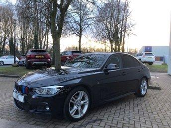 2016 BMW 3 SERIES 2.0 320D M SPORT 4DR 188 BHP £17991.00