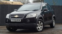 USED 2009 09 CHEVROLET CAPTIVA 2.0 LT VCDI 5d 148 BHP