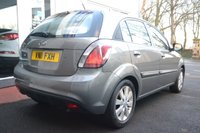 USED 2011 11 KIA RIO 1.4 GRAPHITE 5d 96 BHP LOVELY LOW MILEAGE KIA RIO